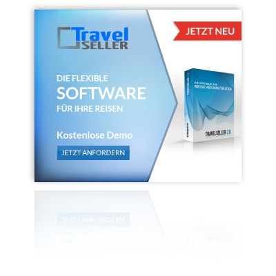 Grafik Design Travelseller Banner