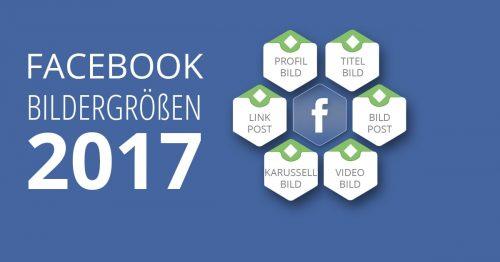 Facebook Bildergrößen 2017