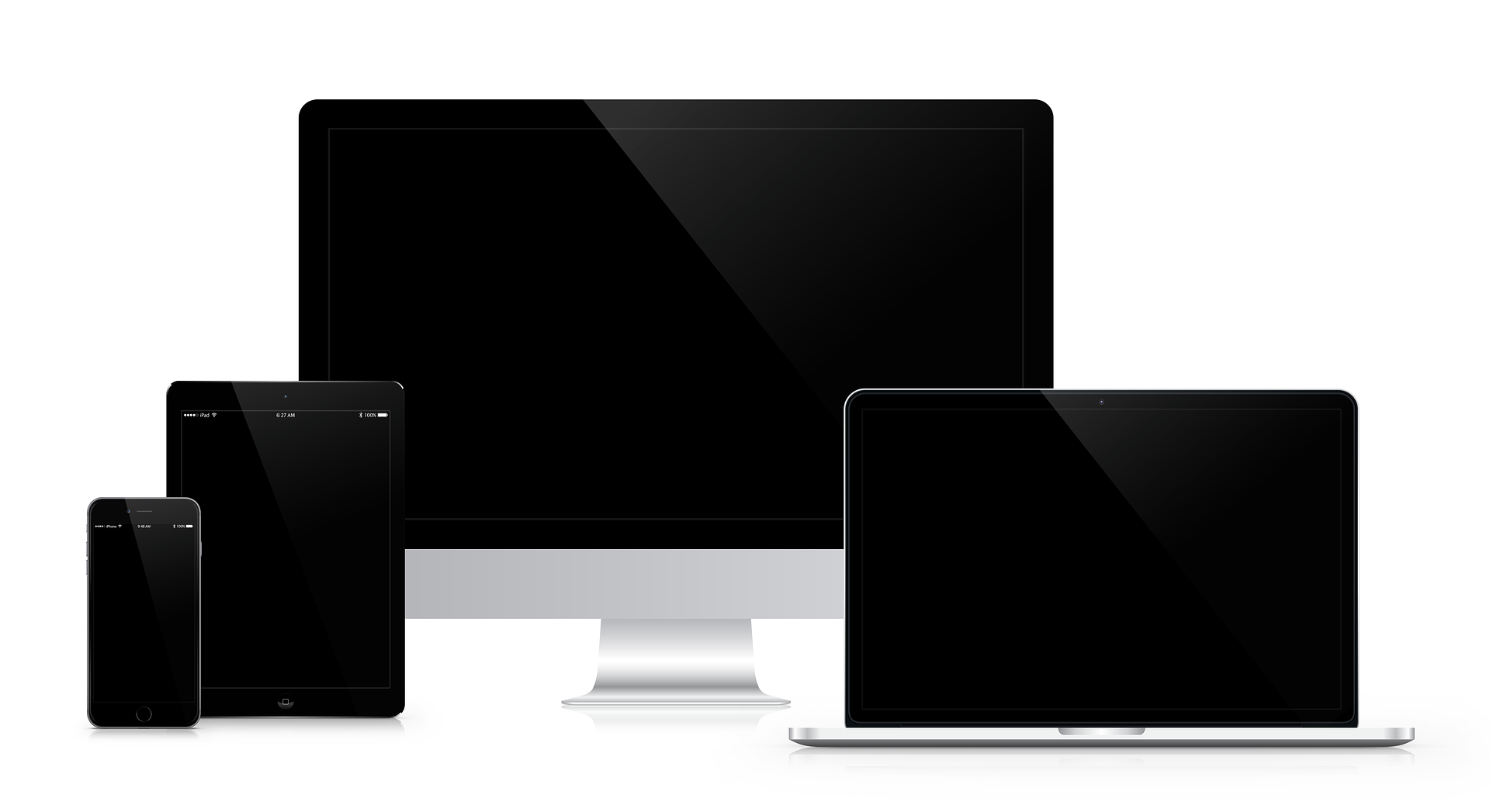 Responsive Webdesign galerie